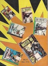 Verso de El Bravo (Mon Journal) -Rec28- Recueil N°28 (du n°82 au n°84)
