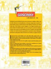 Verso de Les archives Goscinny -19671969- La fée Aveline 1967-1969