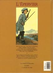 Verso de L'Épervier (Pellerin) -1- Le Trépassé de Kermellec
