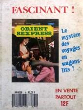 Verso de Culbutant (Novel Press) -6- Des kilomètres au compteur