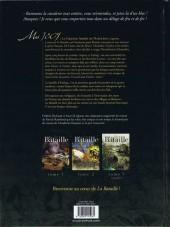 Verso de La bataille -2- Tome 2 / 3