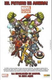Verso de Ultimate Marvel -10- Divididos, caemos (primera parte)