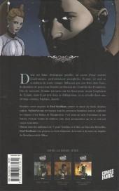 Verso de Nightfall -1- La Nuit