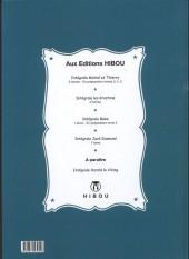 Verso de Michel et Thierry -INT2- Intégrale 2