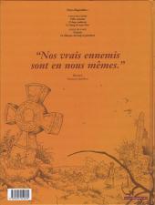 Verso de La croix de Cazenac -4- Némésis