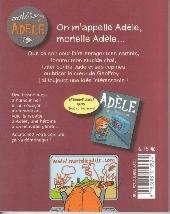 Verso de Mortelle Adèle -2- L'enfer, c'est les autres