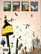 Verso de Gaspard de la nuit -4- Les ailes de Naxmaal