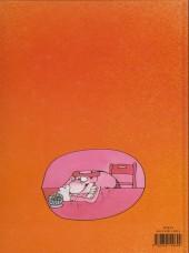Verso de Les bidochon -6a1990- Les Bidochon en voyage organisé