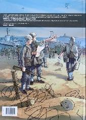 Verso de Bleu blanc sang -1- Provence, août 1944