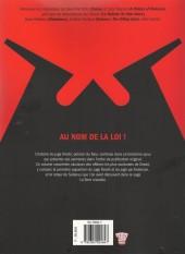 Verso de Judge Dredd (Soleil) -INT3- Intégrale 03