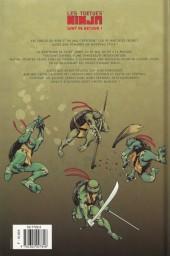 Verso de Les tortues Ninja (Soleil) -4- Les Péchés du père