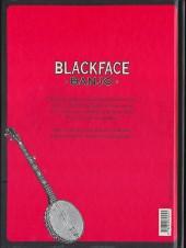 Verso de Blackface Banjo