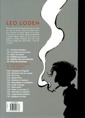 Verso de Léo Loden (Intégrale) -3- Intégrale 3