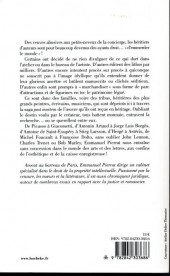 Verso de (DOC) Études et essais divers - Familles, je vous hais ! - Les Héritiers d'auteurs