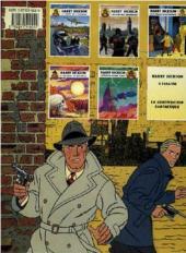 Verso de Harry Dickson (Vanderhaeghe/Zanon) -2b97- Les spectres bourreaux