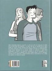 Verso de Actor Aspirante -1- Actor aspirante