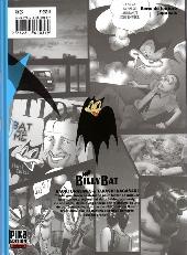Verso de Billy Bat -6- Volume 6