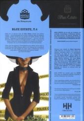 Verso de Blue Estate -4- Tome 4