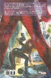 Verso de Black Widow (100% Marvel - 2013) - Ce qu'ils disent d'elle