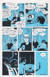 Verso de Eightball (1989) -12- Issue #12
