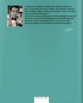 Verso de Impostures - Tome 1
