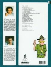 Verso de Clifton -1d1994- Ce cher Wilkinson