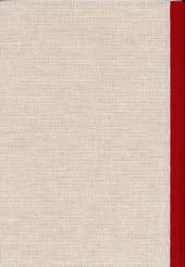 Verso de L'ambulance 13 -INT1TT- Croix de sang + Au nom des hommes