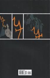 Verso de Hellboy in Hell (2012) -4- Hellboy in Hell