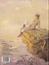 Verso de Le moine fou -2c95- La mémoire de pierre