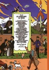 Verso de Tintin - Pastiches, parodies & pirates -19c2000- Tintin et l'Alph-art