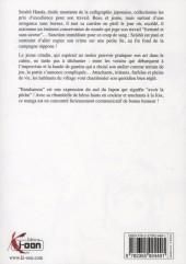 Verso de Barakamon -1- Tome 1