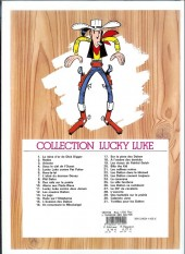 Verso de Lucky Luke -15c2006- L'évasion des Dalton