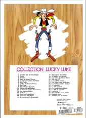 Verso de Lucky Luke -23f08- Les Dalton courent toujours