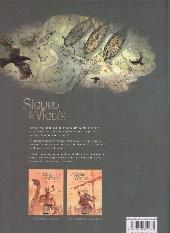 Verso de Sigurd & Vigdis -1- L'Ordre