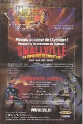 Verso de Ultimate Fantastic Four -4- Fatalis (1)