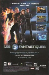 Verso de Ultimate Fantastic Four -6- Fatalis (3)