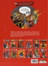 Verso de Les pompiers -HS4- Le bétisier des véritables interventions