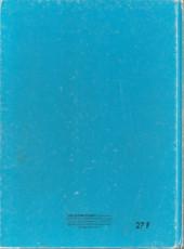 Verso de Inspecteur Gadget (2e série - Éditions de la Page Blanche) -4- Gadget cosmonaute