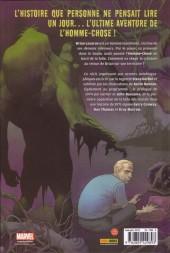 Verso de Man-Thing (Marvel Graphic Novels) - Le Monstrueux Homme-Chose