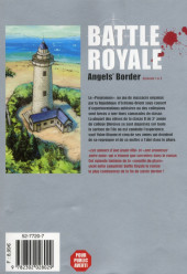 Verso de Battle Royale -HS- Angel's Border