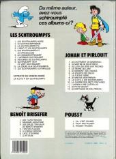 Verso de Les schtroumpfs -9b1983/5- Schtroumpf vert et vert schtroumpf
