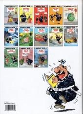 Verso de L'agent 212 -6a1991- Ronde de nuit
