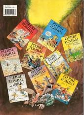 Verso de Pierre Tombal -4a1993- Des os pilants