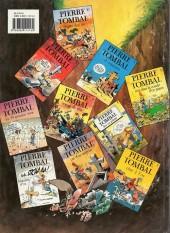 Verso de Pierre Tombal -2b1993- Histoires d'os