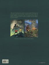 Verso de Highlands -2- Le Survivant des eaux noires