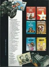 Verso de Spirou et Fantasio -17Pub- Spirou et les hommes-bulles