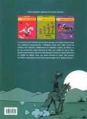Verso de Lucky Luke (Intégrale Dupuis/Dargaud) -20a11- Intégrale 20