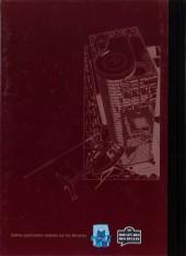 Verso de Largo Winch -12TL- Shadow