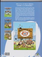 Verso de Les rugbymen -1a2006- On va leur mettre les poings sur les yeux !
