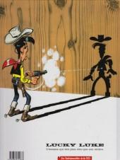 Verso de Lucky Luke -34Ind- Dalton City